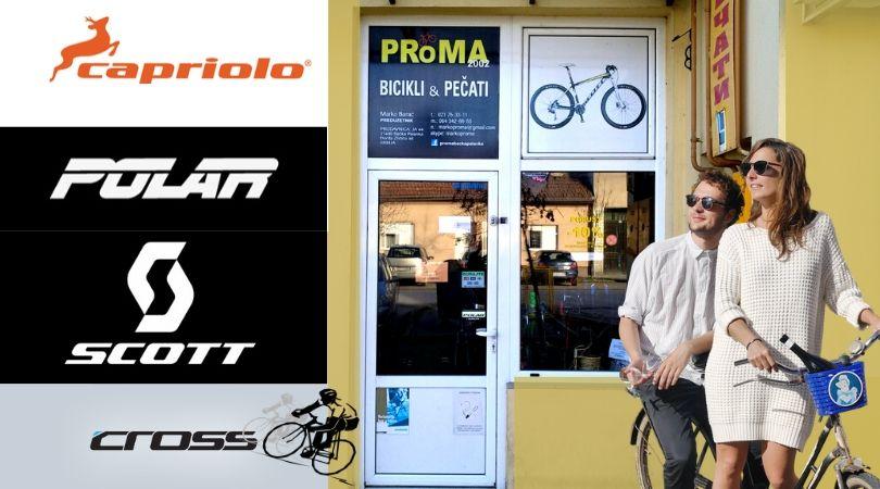 """Jedini pravi Bicycle Shop u gradu – """"Proma 2002"""""""