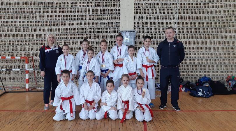 Palančani osvojili devet medalja