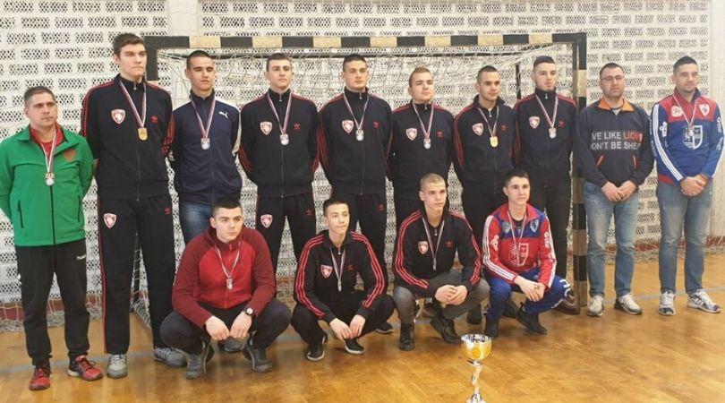 """RK """"Lavovi BP"""" šampion Vojvodine za dečake do 18 godina"""
