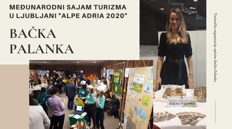 Bačka Palanka na Međunarodnom sajmu turizma u Sloveniji