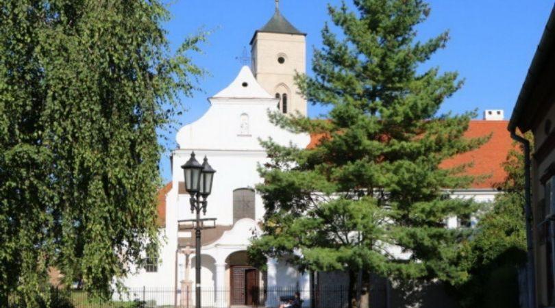 Kompleks Franjevačkog samostana-čuvar vere, tradicije i blaga