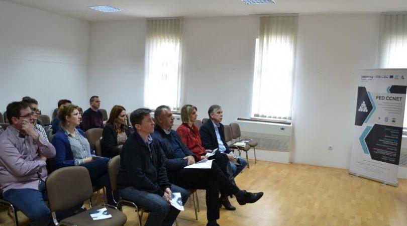 Održana prva radionica u sklopu projekta FED CCNET