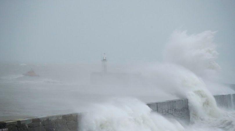Haos u Evropi zbog oluje Kjara