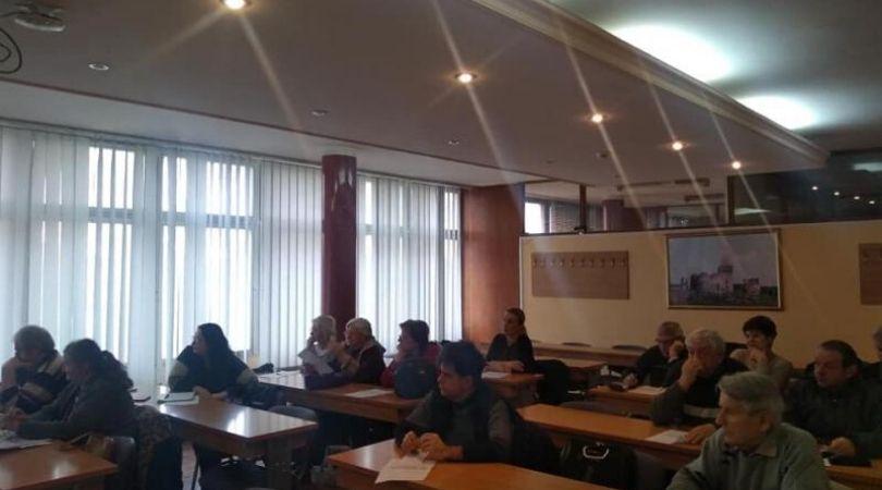 Sastanak u vezi sa sufinansiranjem konkursnih programa i projekata u Baču
