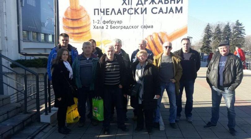 Poseta državnom pčelarskom sajmu