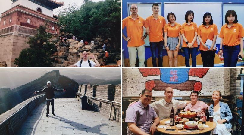 Nemanja Gaćinović iz Čelareva o životu i radu u Kini