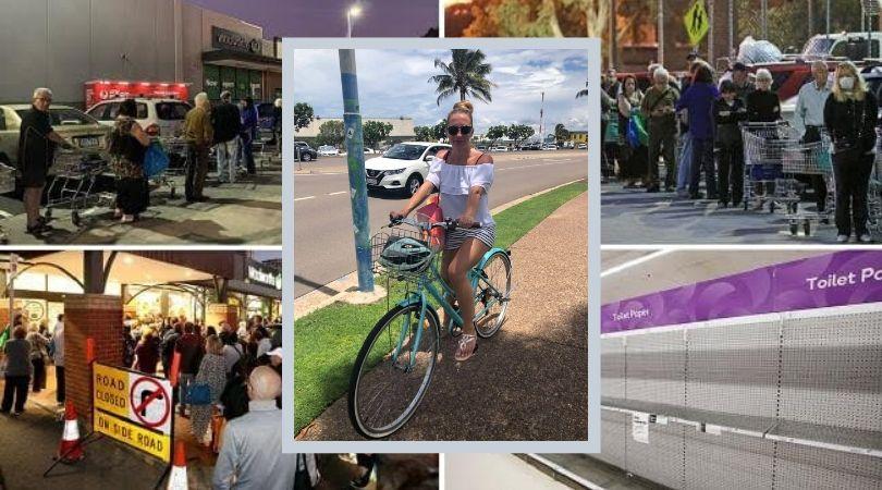 Miroslava iz Sidneja: Ljudi se tuku zbog toalet papira