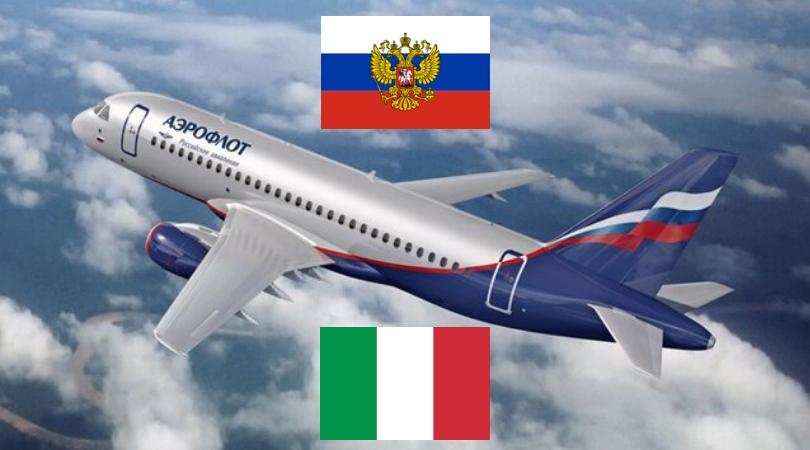 Rusija šalje vojne virologe i medicinsku opremu u Italiju