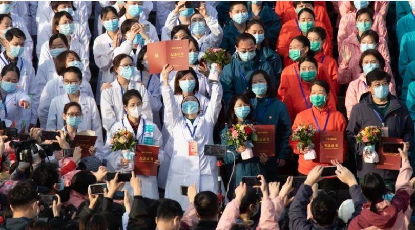 Prvi put od početka epidemije: Samo 8 novih zaraženih u Wuhanu