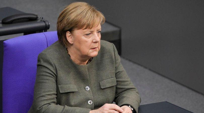Angela Merkel u samoizolaciji