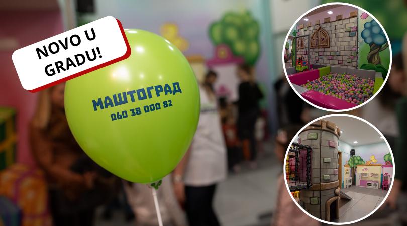 Maštograd je novo omiljeno mesto vašeg deteta