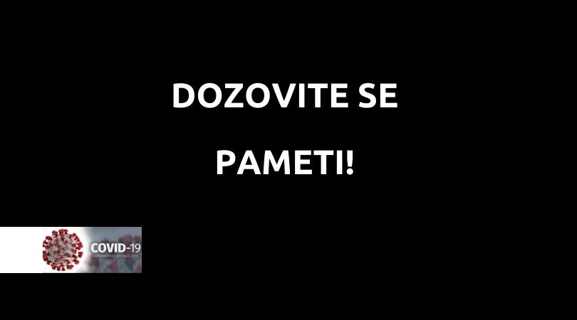 """Bačkopalančanka Dragana Banović: """"Korona virus je tu. Dozovite se pameti!"""""""