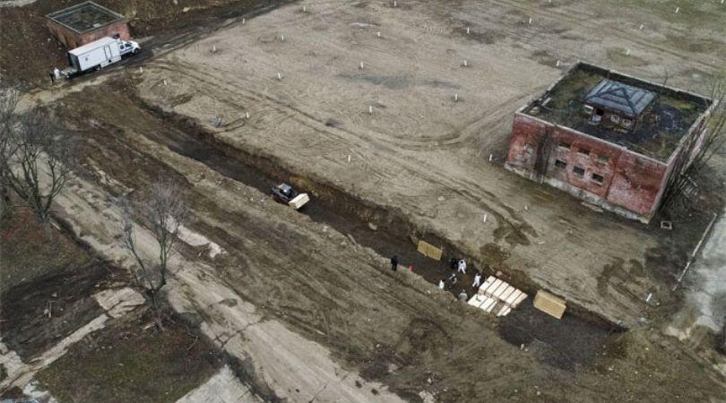 Puni se masovna grobnica u Njujorku, nejasno da li je reč o žrtvama (VIDEO)