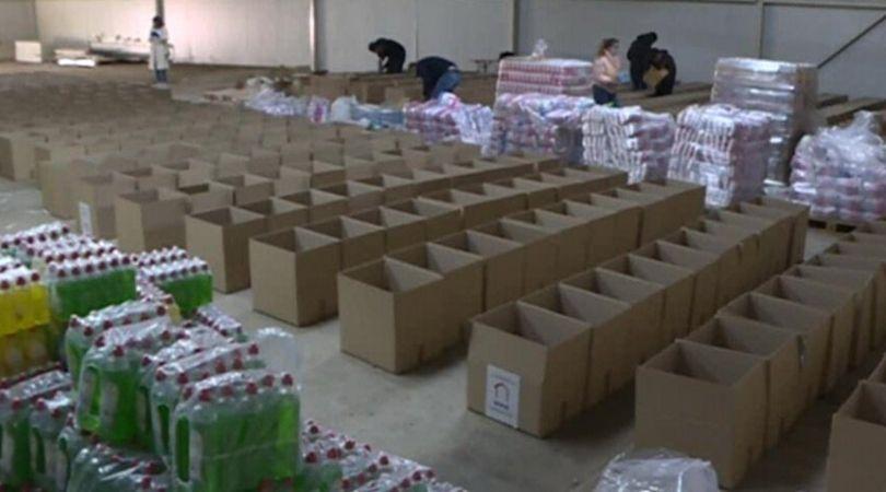 Spremno 1.500 paketa pomoći za socijalno najugroženije porodice u Vojvodini