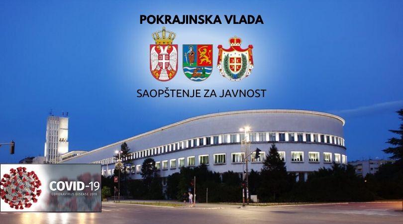 Utorak, 28.04. – Broj obolelih od Covid 19 infekcije u AP Vojvodini i dalje opada