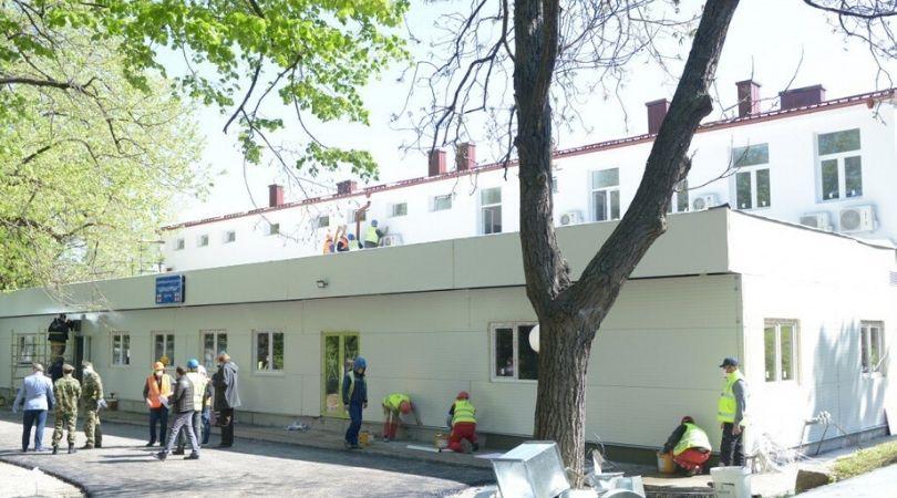 Za šest dana biće završena izgradnja nove bolnice na Karaburmi