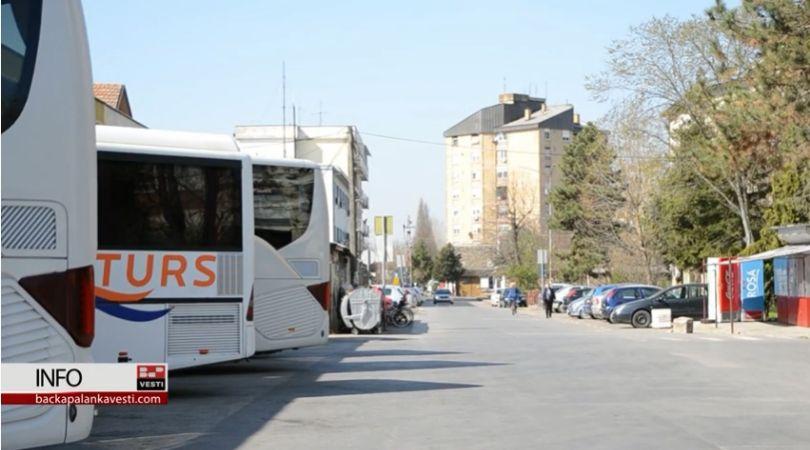 Od ponedeljka (25.05.) kreću autobuske linije za Neštin i Vizić