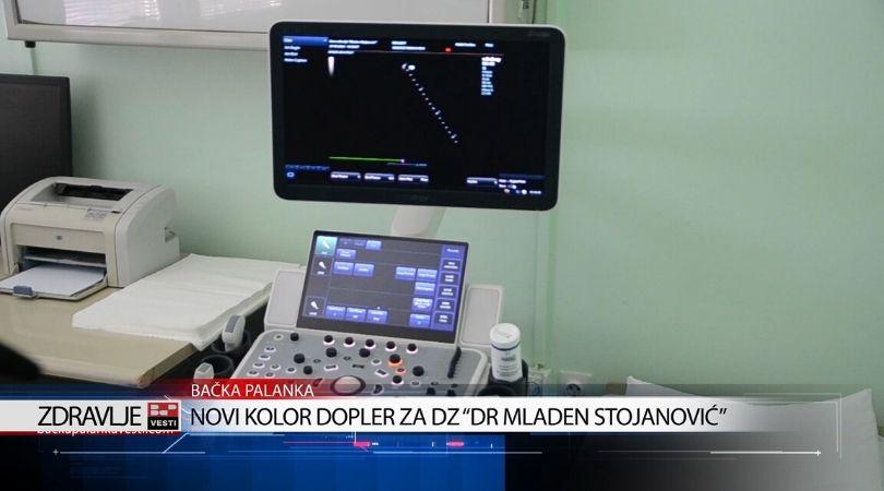 Novi ultrazvučni kolor dopler aparat za Dom zdravlja u Bačkoj Palanci (VIDEO)