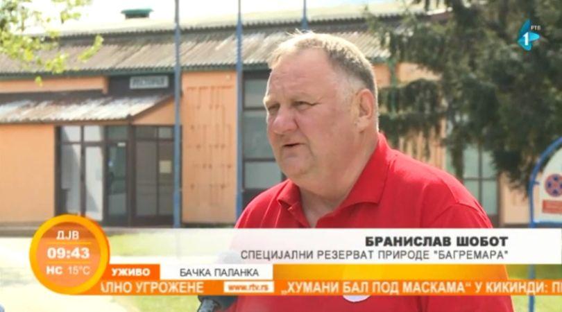 Zatvorena izletišta u Bačkoj Palanci (VIDEO)