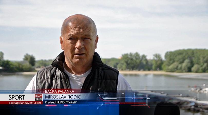 Kajakaši ponovo na vodama Tikvare (VIDEO)