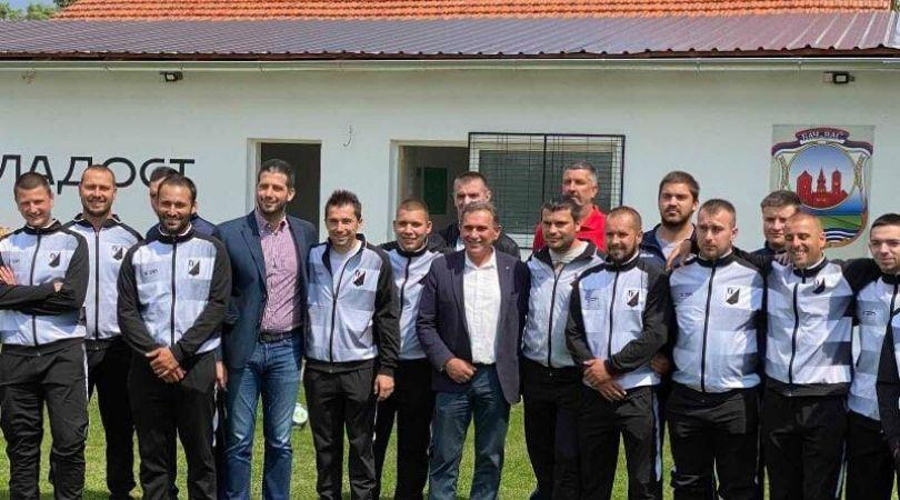 Ministar Vanja Udovičić treći put u Baču