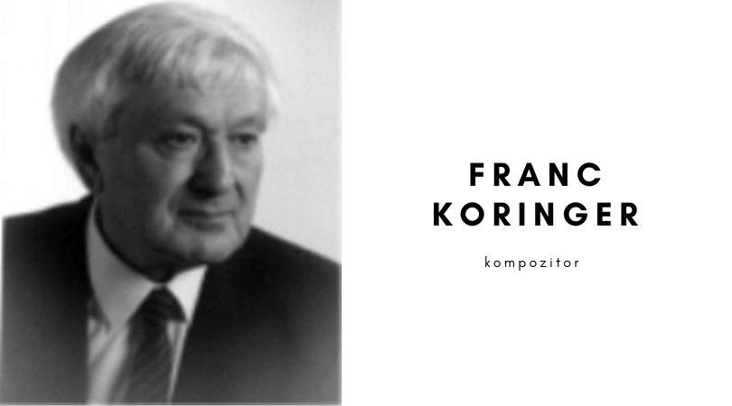 Zaboravljeni Tovarišanin: Franc Koringer