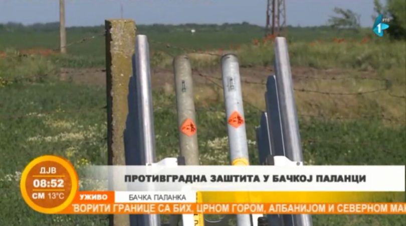 Bačka Palanka izdvaja značajna sredstva za nabavku protivgradne opreme (VIDEO)