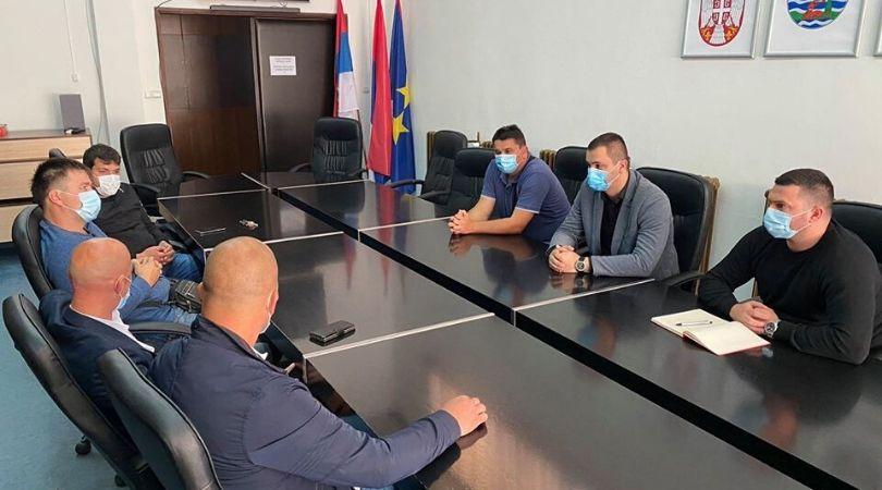 Održan sastanak sa poljoprivrednicima iz Maglića