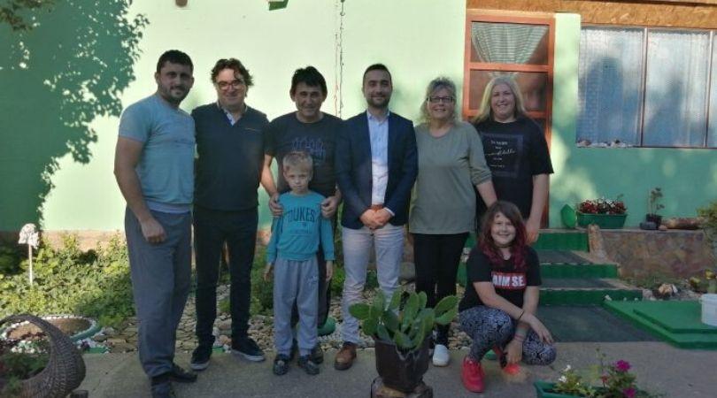 Dogradnja i adaptacija kuća za izbegličke porodice u Palanci
