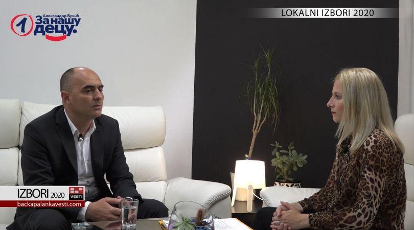 """Branislav Šušnica –  izborna lista """"Aleksandar Vučić – za našu decu"""" (VIDEO)"""