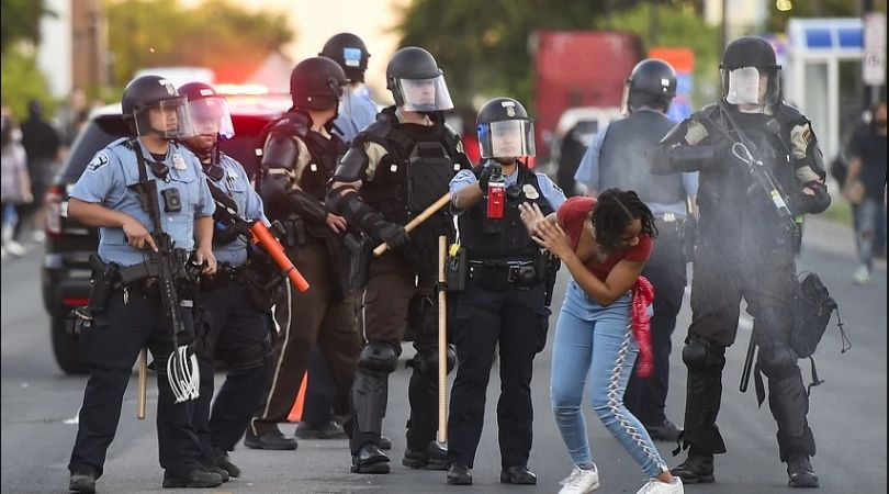 SAD: Rafali oko Bele kuće, protesti u 140 gradova! Više od 4.000 uhapšenih (VIDEO)