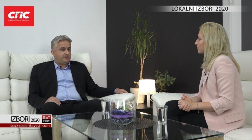 Dr Goran Latković – izborna lista IVICA DAČIĆ – Socijalistička partija Srbije (SPS), Jedinstvena Srbija (JS) – Dragan Marković Palma