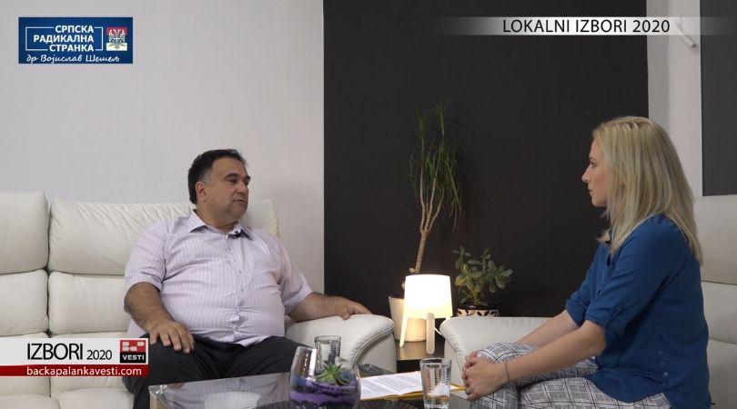 Dragan Bozalo – izborna lista dr Vojislav Šešelj – Srpska radikalna stranka