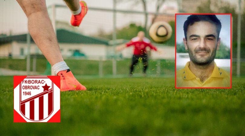 Zoran Ramić traje preko tri decenije na fudbalskim terenima