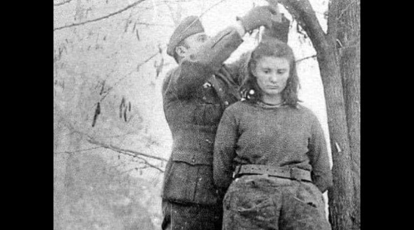 Kako je Ajs Kjub našao fotografiju partizanke Lepe Radić