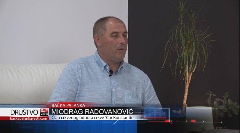 Hvala vam Bačkopalančani na pomoći mom selu na Kosovu i Metohiji
