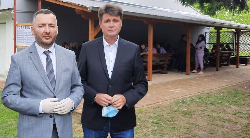 """Predrag Vuletić prisustvovao dnevnom kampu na izletištu """"Bagremara"""""""