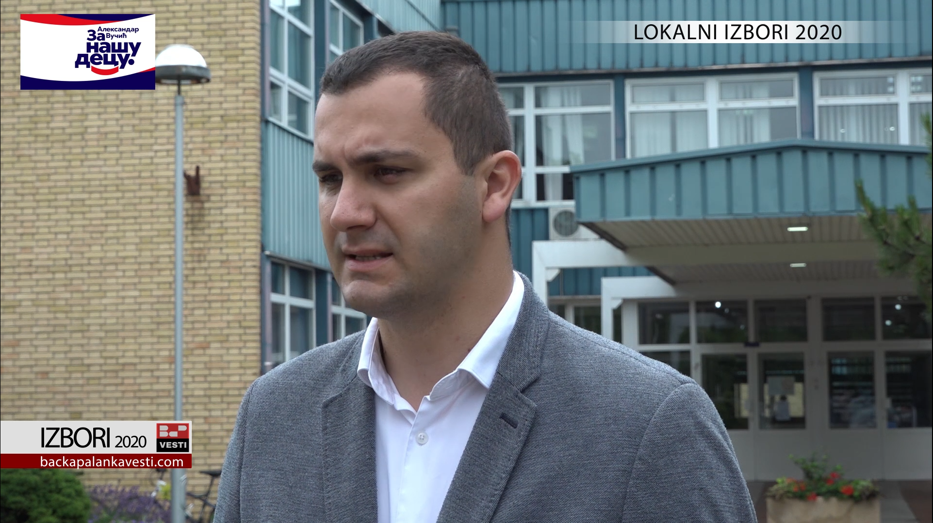Intervju: Srđan Simić, predsednik opštine Bački Petrovac (VIDEO)