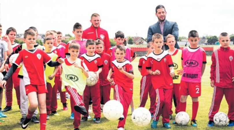 Udovičić: Mali lokalni klubovi baza vrhunskog sporta