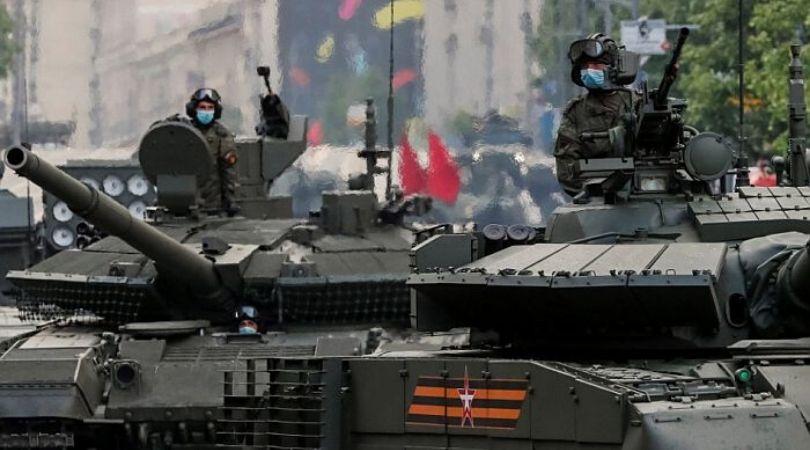 Jedinice iz Srbije i Vučić na paradi u Moskvi povodom godišnjice završetka Drugog svetskog rata (VIDEO)