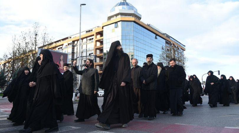 Crnogorska vlada zabranila litije