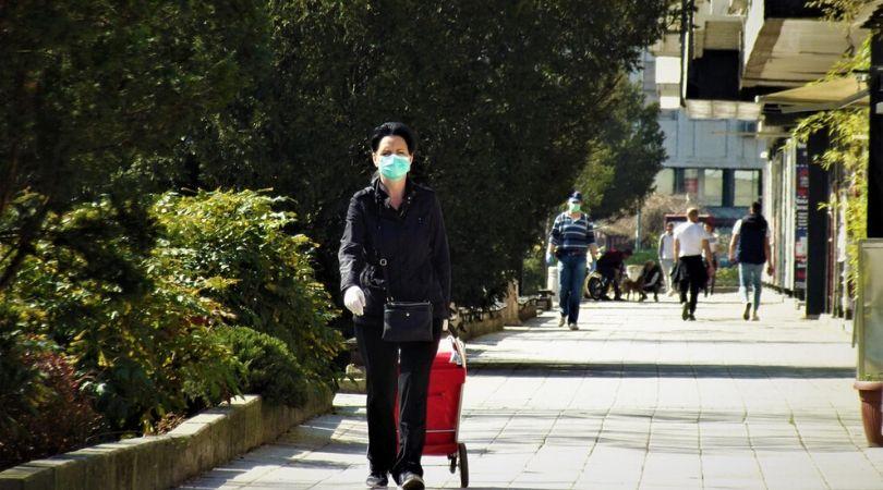U Beogradu od sutra obavezno nošenje maski u zatvorenom, do daljeg bez dodatnih mera