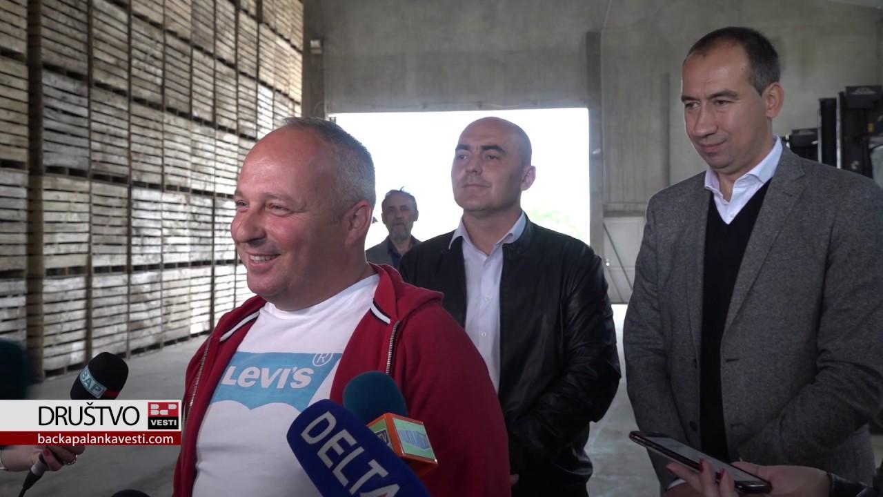 Poljoprivrednici iz Silbaša i Despotova uz pokrajinske subvencije ostvaruju dobre rezultate (VIDEO)