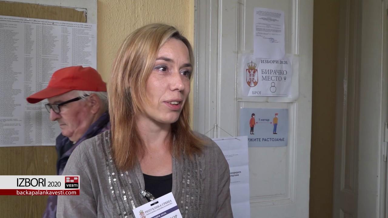 """Glasanje u toku u MZ """"Dunav"""" (VIDEO)"""