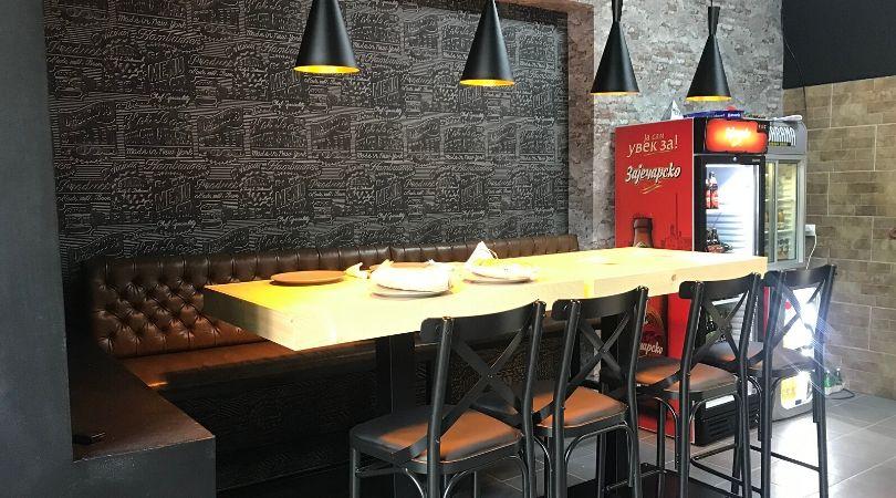 gastro bar bačka palanka restoran brza hrana dostava