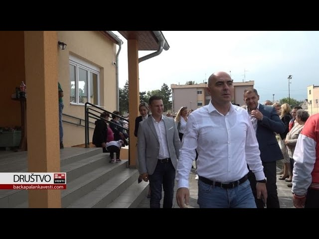 Vrtić u Silbašu pušten u probni rad! (VIDEO)
