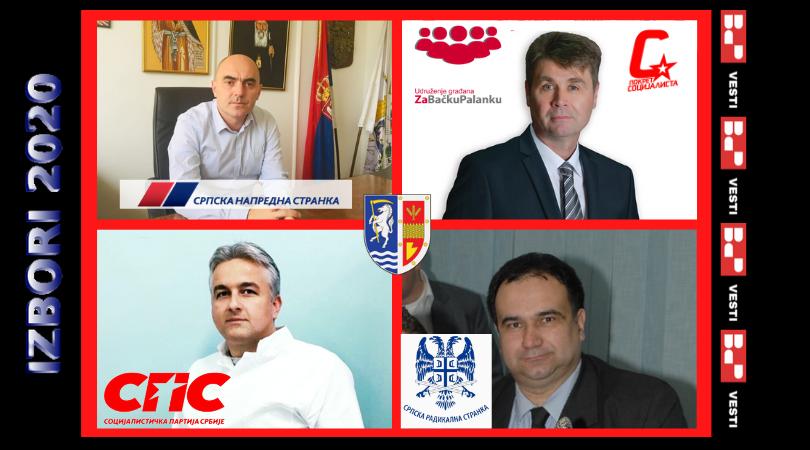 Intervjui sa kandidatima izbornih lista opštine Bačka Palanka