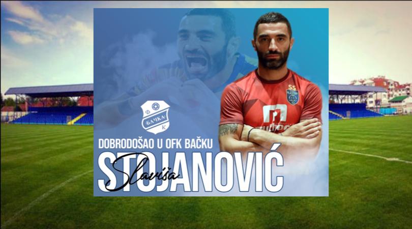 """Slaviša Stojanović stigao na """"Vavu"""""""
