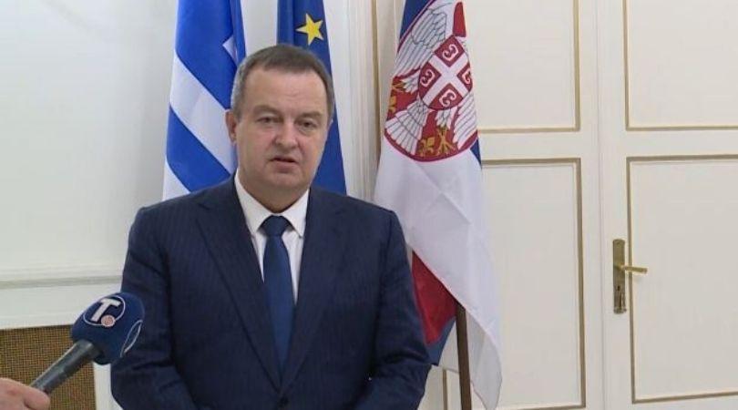 Dačić: Grčka bi mogla da preinači odluku o srpskim turistima