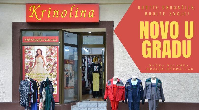 Novo u gradu: Budite unikatni uz pomoć modnog studija Krinolina